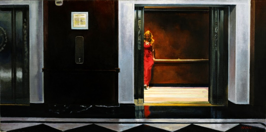 'First Floor' – Nigel Van Wieck