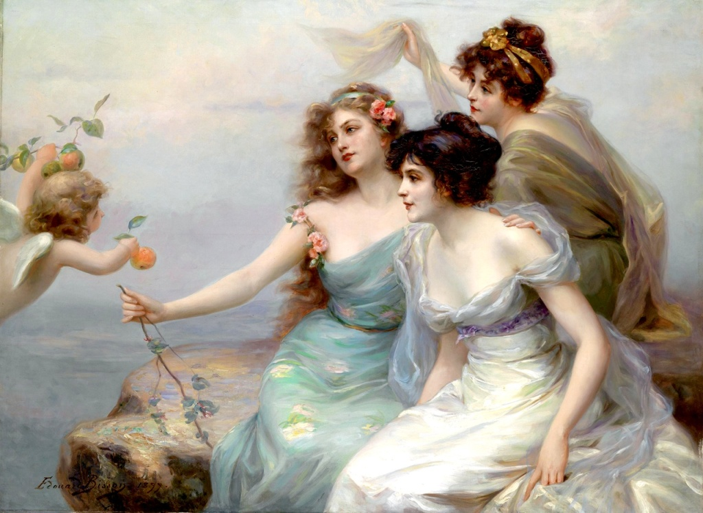 three graces edouard bisson